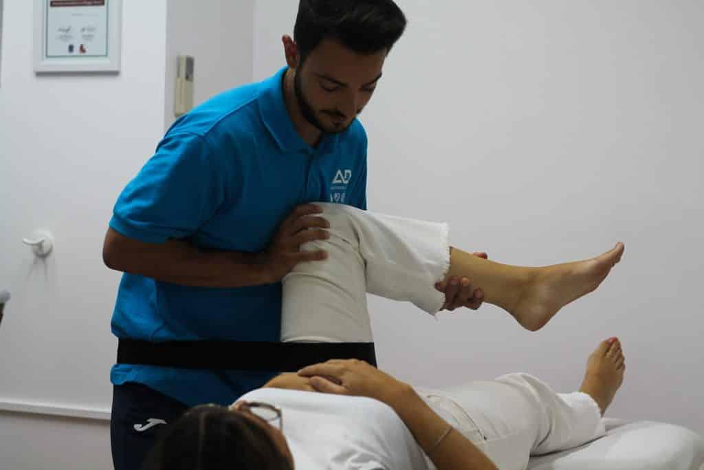 Definición de fisioterapia