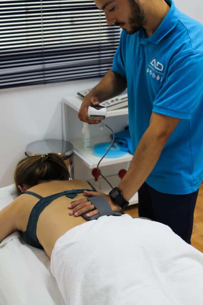 masaje para deportistas