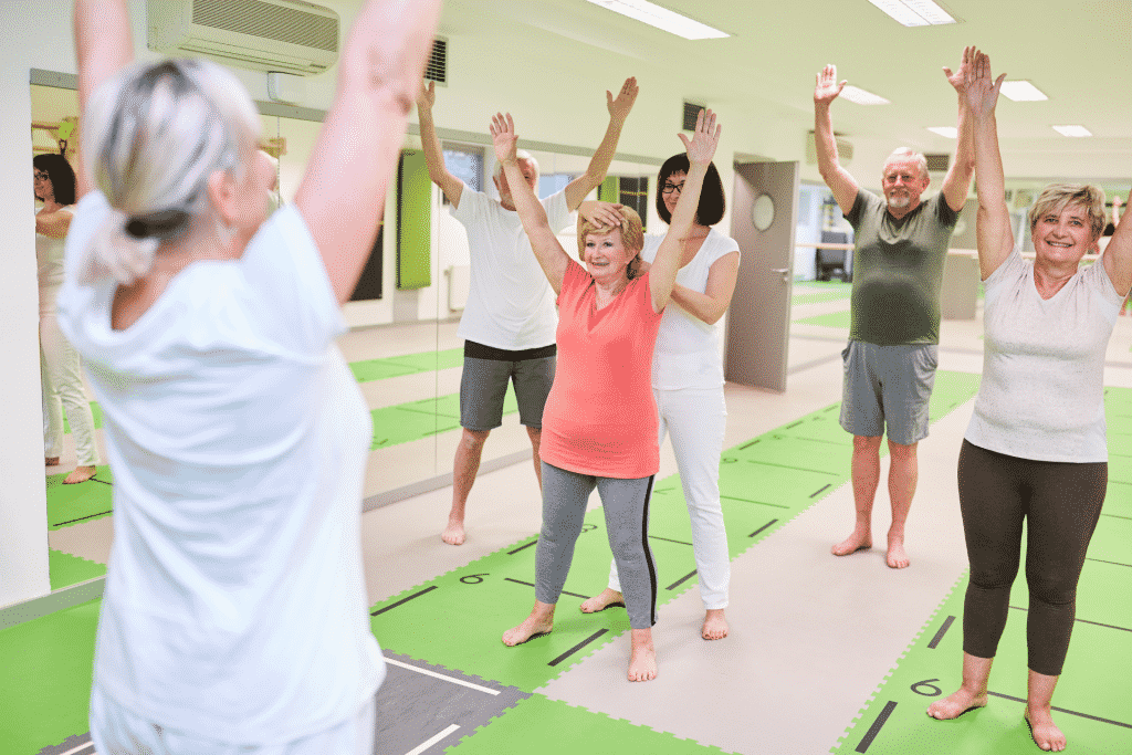 ejercicio para mayores Valencia