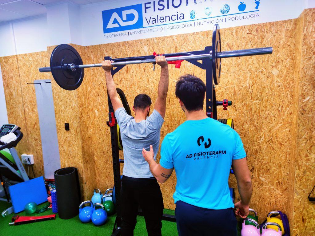 Clínica de Fisioterapia deportiva Valencia